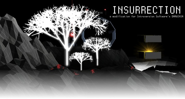 Insurrection banner.