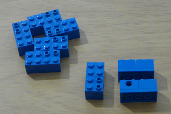 Basic building blocks.