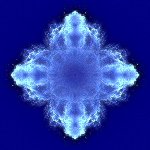 Blue Clover - click to enlarge.  Warning:  the full sized image is about 16 MB.